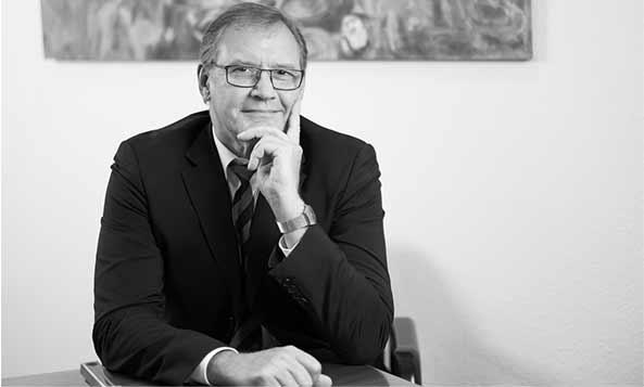 Tätigkeitsschwerpunkt Verkehrsrecht: Rechtsanwalt Walter Kitschenberg